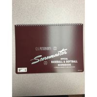 Official Baseball & Softball Scorebook